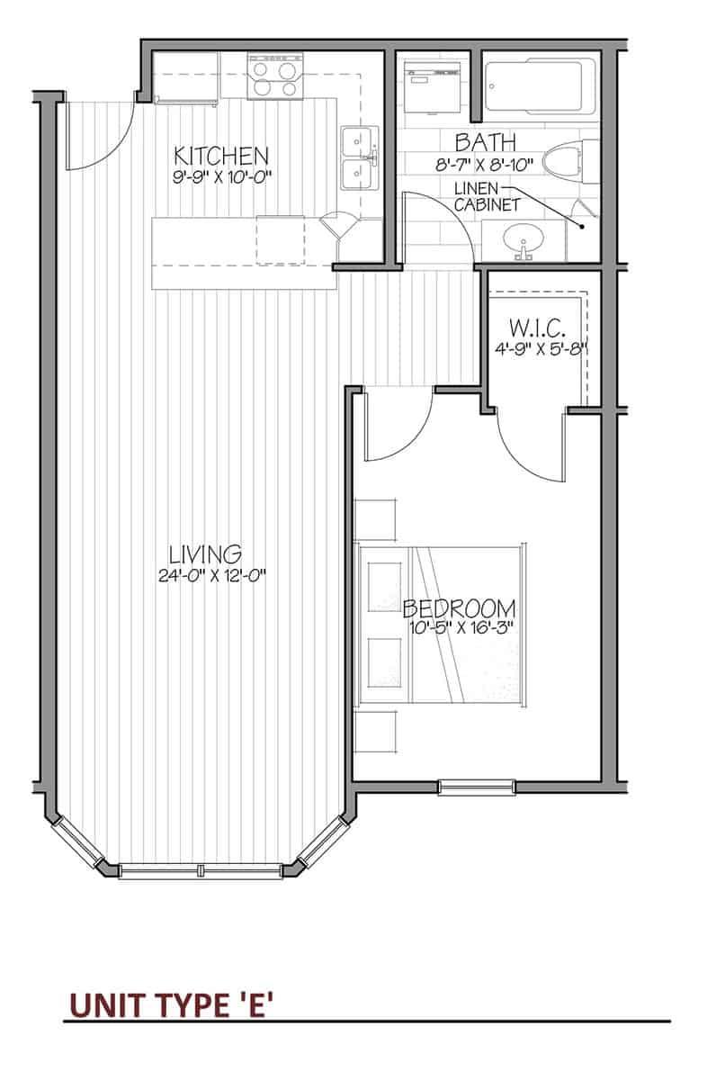 Floor Plans Marketing Unit Free Home Design Ideas Images
